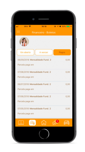 App-financeiro